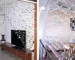 Rèm pha lê trang trí tại Hà Tĩnh mã RTT102