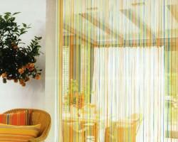 Rèm sợi trang trí tại Hà Tĩnh mã RTT100