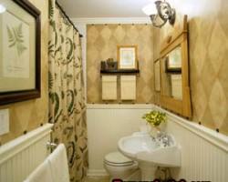 Rèm che phòng tắm đẹp giá rẻ tại Hà Tĩnh mã RPT108