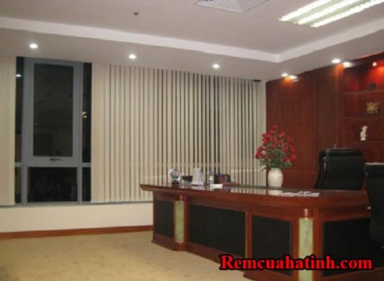 Rèm lá văn phòng màu trắng tại Hà Tĩnh mã RLD111