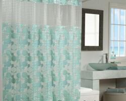 Rèm nhà tắm giá rẻ tại Hà Tĩnh mã RPT107