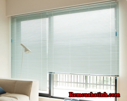 Rèm sáo nhôm giá rẻ cho phòng khách tại Hà Tĩnh mã RSN110