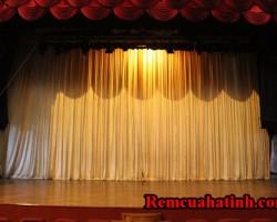 Rèm hội trường tại Hà Tinh mã PHT111