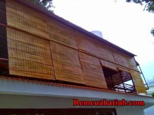 Rèm trúc che nắng mưa tại tỉnh Hà Tĩnh mã RT107
