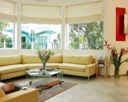 Màn xếp phòng khách tại tỉnh Hà Tĩnh mã RM121