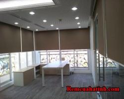 Rèm kéo cho văn phòng tại Hà Tĩnh mã RC119
