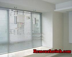 Rèm nhôm cho cửa sổ biệt thự Hà Tĩnh mã RSN126