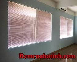 Rèm nhôm cửa sổ gia đình tại tỉnh Hà Tĩnh mã RSN119