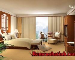 Rèm ri đô phòng ngủ sang trọng tại tỉnh Hà Tĩnh mã RV131