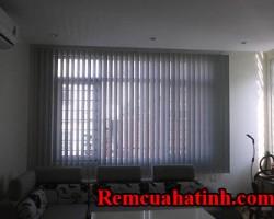 Rèm sáo đứng cho phòng khách tại Hà Tĩnh mã RLD117