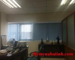 Rèm sáo đứng cho phòng làm việc sang trọng ở Hà Tĩnh mã RLD125