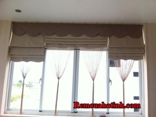 Rèm cửa sổ Roman rèm cửa Hà Tĩnh mã RM132