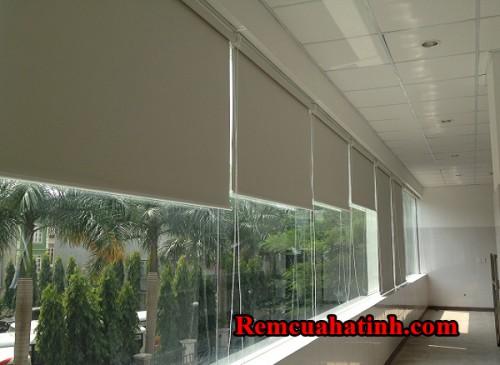 Rèm cuốn chống nắng giá rẻ tại Hà Tĩnh mã RC129
