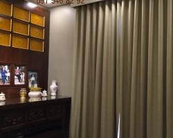 Mành rèm bàn thờ phòng thờ tại Hà Tĩnh