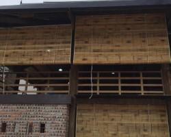 Mành trúc treo cửa đẹp tại Hà Tĩnh