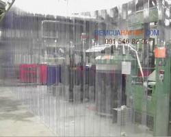 Màn nhựa PVC ngăn lạnh tại Hà Tĩnh
