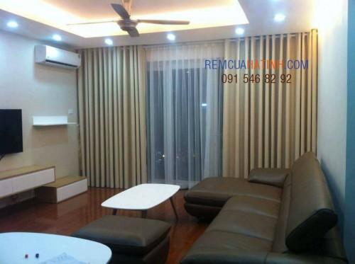 Mẫu rèm phòng khách đẹp tại Hà Tĩnh