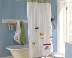 Rèm che phòng tắm, bồn tắm tại Hà Tĩnh mã RPT101