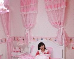 Cách chọn rèm cửa cho phòng trẻ em