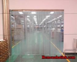 Rèm nhựa PVC ngăn lạnh tại tỉnh Hà Tĩnh mã RN117