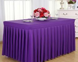Khăn trải bàn màu xanh tại Hà Tĩnh mã KTB107