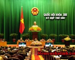 Rèm hội trường phòng họp tại Hà Tĩnh mã PHT118