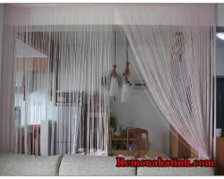 Rèm sợi trang trí tại tỉnh Hà Tĩnh mã RTT110