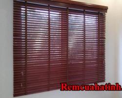Rèm gỗ cửa sổ tại Hà Tĩnh mã RG114