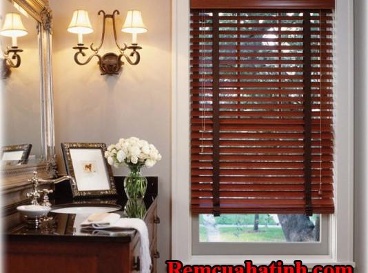Rèm gỗ phòng ngủ đẹp tại Hà Tĩnh mã RG127