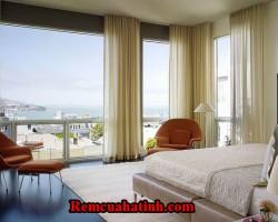 Rèm cửa phòng ngủ đẹp ở Hà Tĩnh mã RV134