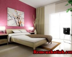 Rèm vải che phòng ngủ đẹp mã RV139