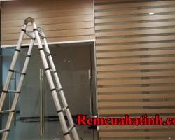 Rèm cầu vồng cửa chính tại Hà Tĩnh mã RCV112