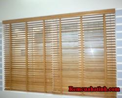 Rèm cửa rèm gỗ Hà Tĩnh mã RG130