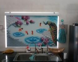 Thi công rèm gia đình tại Can Lộc Hà Tĩnh