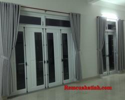 Thi công rèm cửa tại Hương Khê Hà Tĩnh