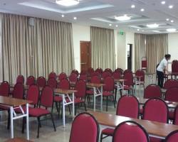 Thi công rèm khách sạn tại tỉnh Hà Tĩnh