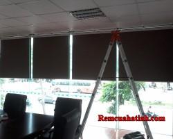 Thi công rèm văn phòng tại Nghệ An Hà Tĩnh