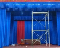 Phông nền sân khấu đẹp tại Hà Tĩnh