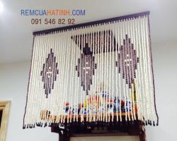 Mành màn che bàn thờ tại Hà Tĩnh