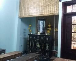 Mành rèm che bàn thờ bằng tre đẹp tại Hà Tĩnh mã RBT113