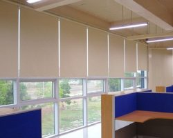 Rèm cuốn văn phòng giá rẻ tại Hà Tĩnh mã RC132